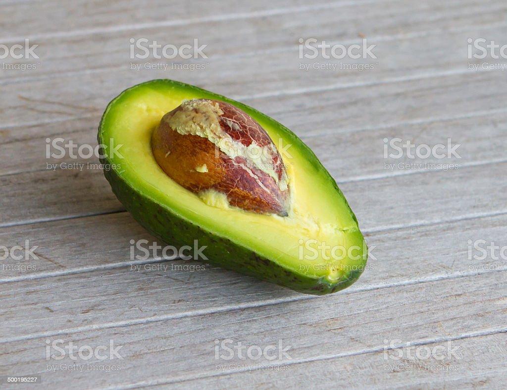 Healthy Avocado royalty-free stock photo
