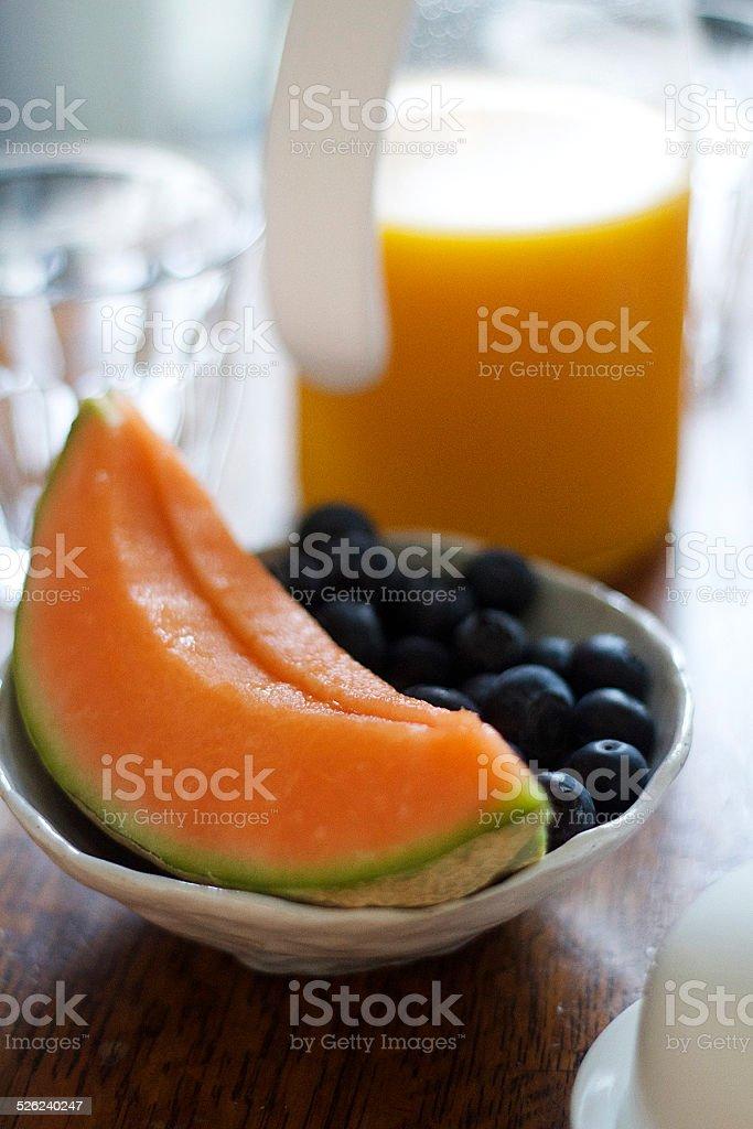 Prima colazione salutare foto stock royalty-free