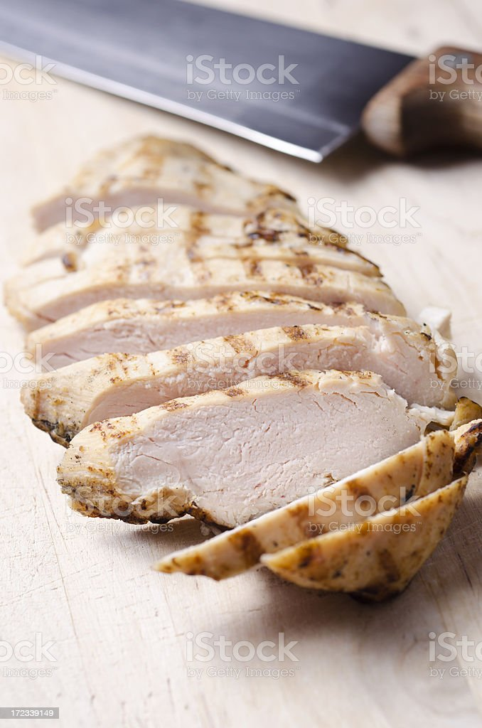 Healthy Chicken Breast stock photo