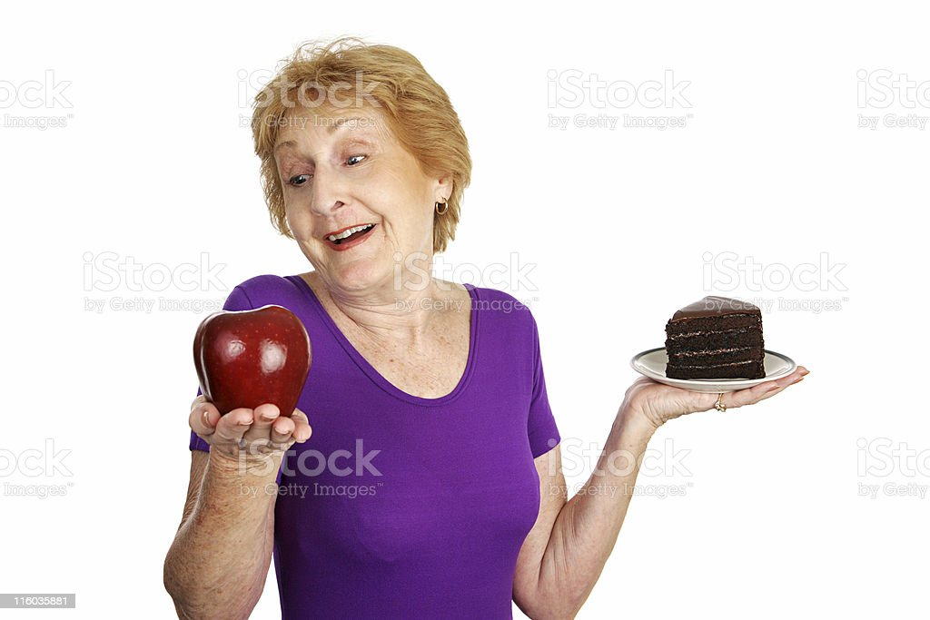 Healthy Choice royalty-free stock photo