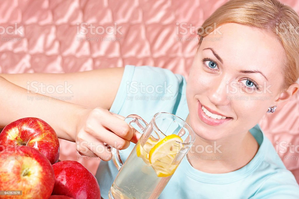 Healthy Choice royalty-free stock photo