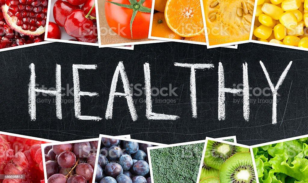 Healthy concept stock photo