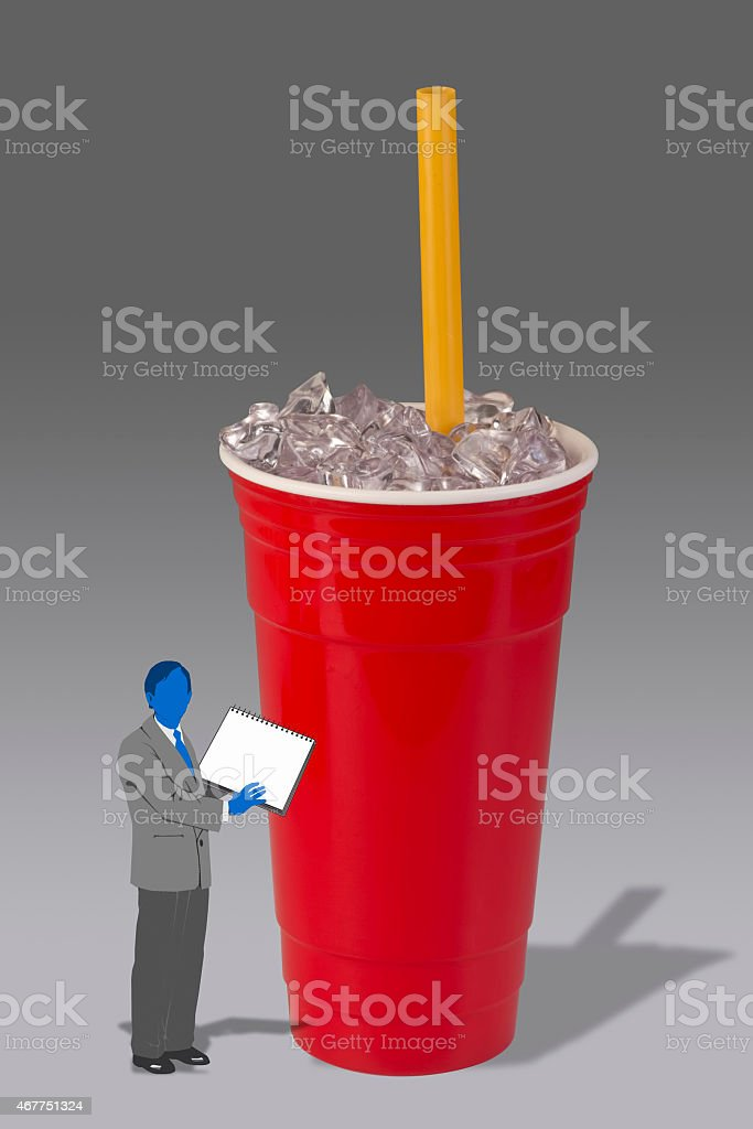 Healthy Drink. stock photo