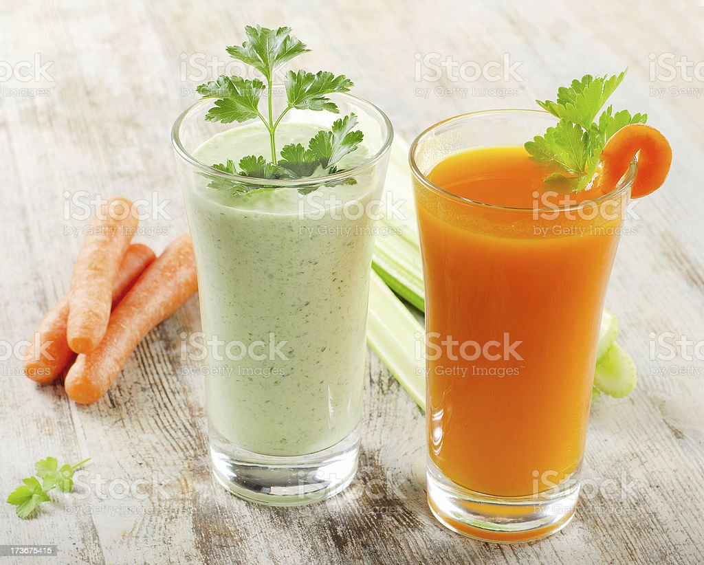 healthy drinks royalty-free stock photo