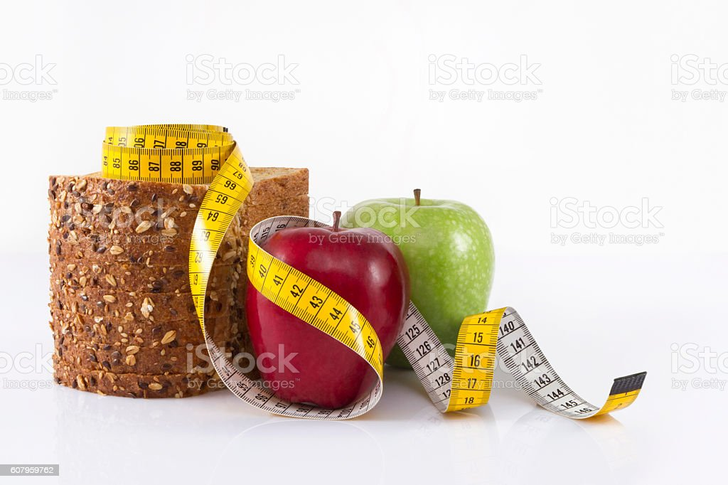 Healthy Eating and Diet Food stock photo