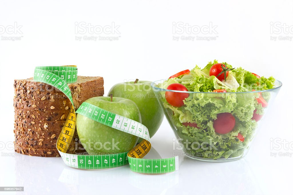 Healthy Eating and Diet Foods stock photo