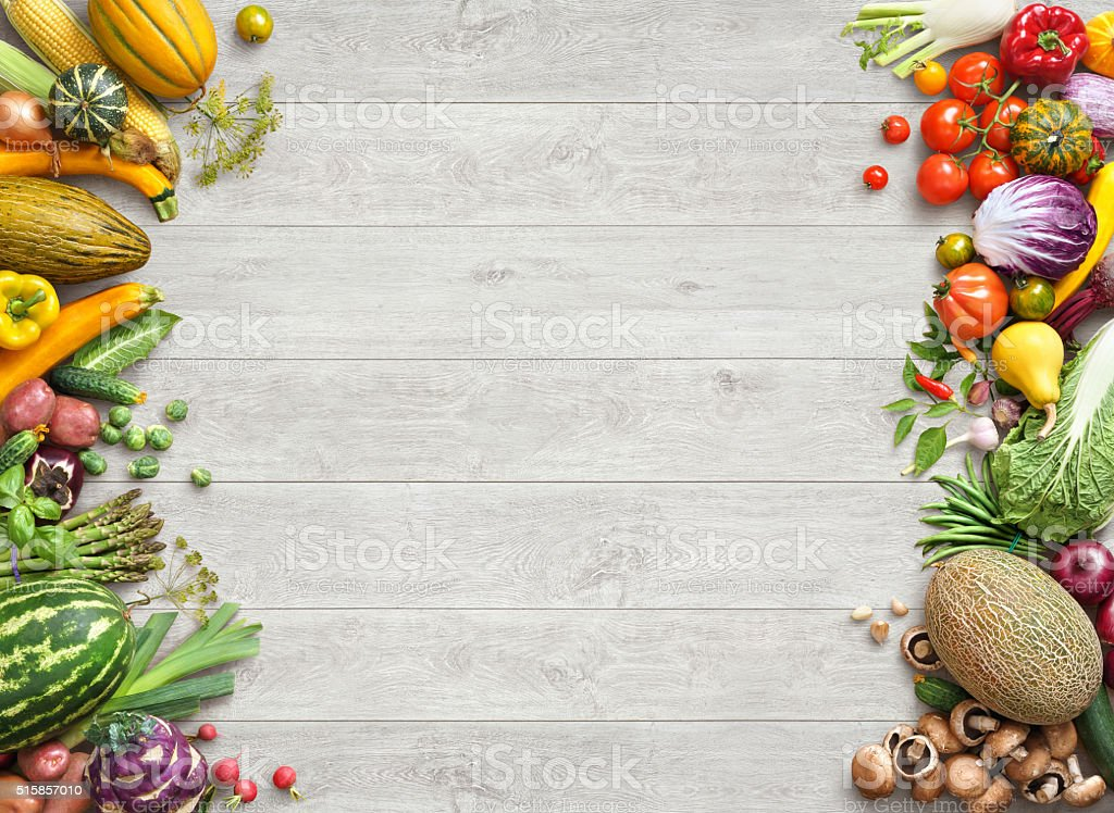 Healthy eating background. stock photo