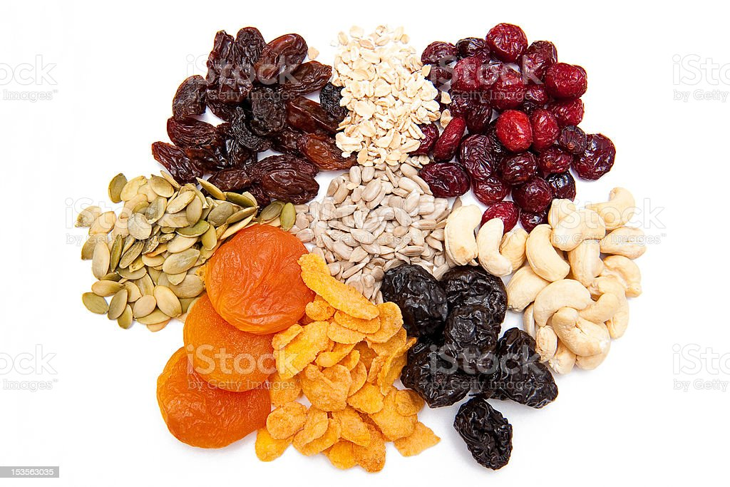 Healthy eating collection royalty-free stock photo