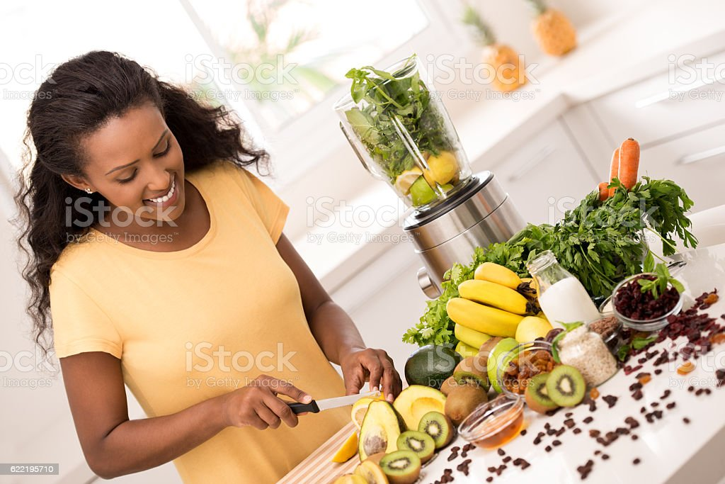 Healthy eating lifestyle. stock photo