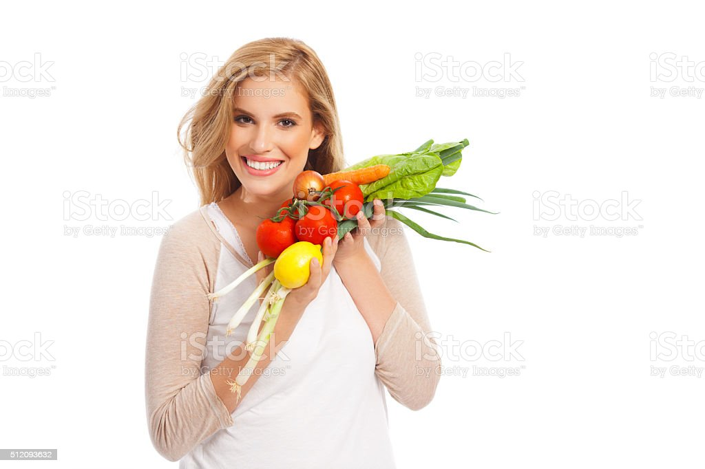 Healthy eating. stock photo