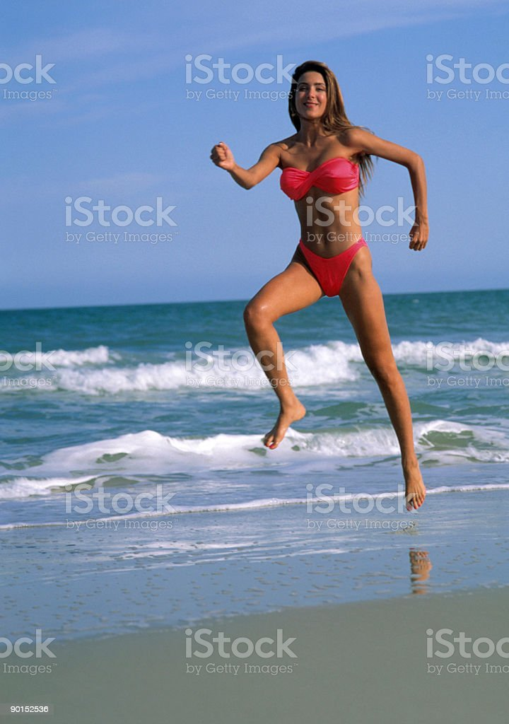Healthy & Fit royalty-free stock photo