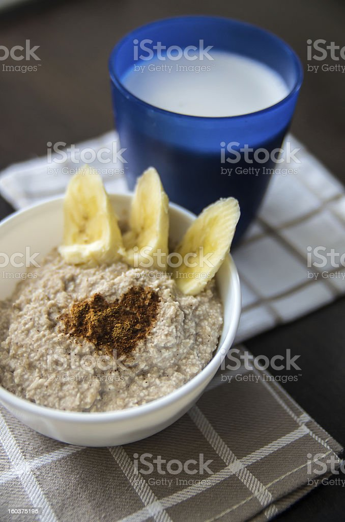 healthy food, breakfast royalty-free stock photo