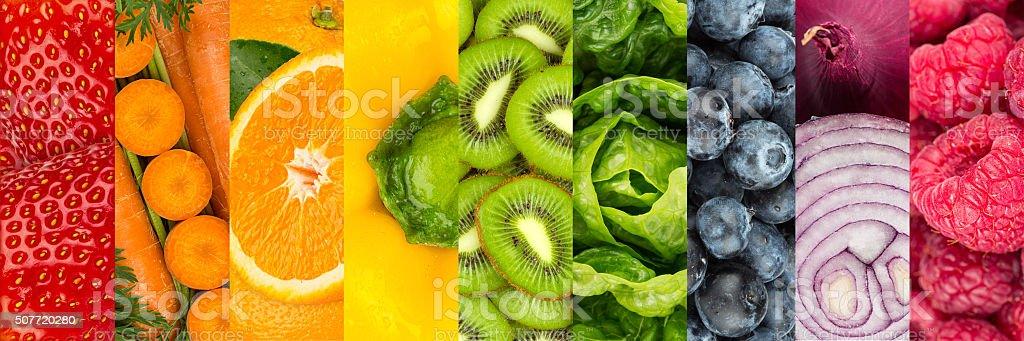 healthy food stock photo
