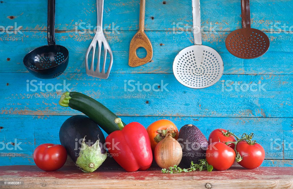 healthy food, vegetables stock photo