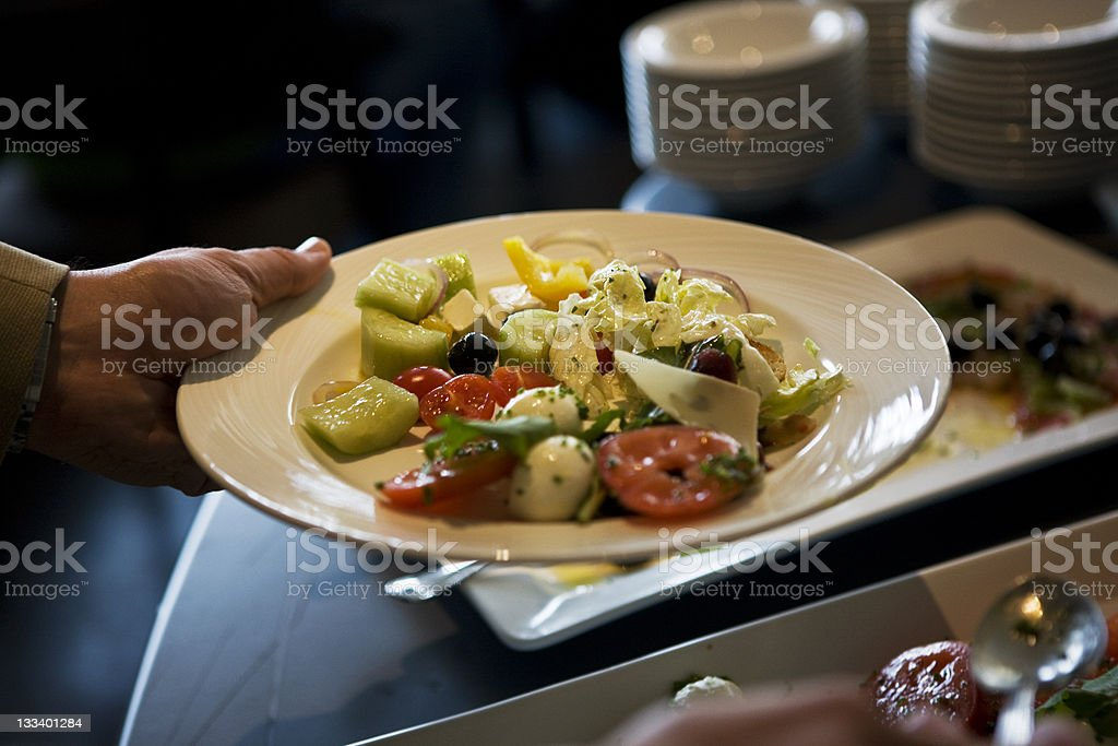 Healthy foods royalty-free stock photo