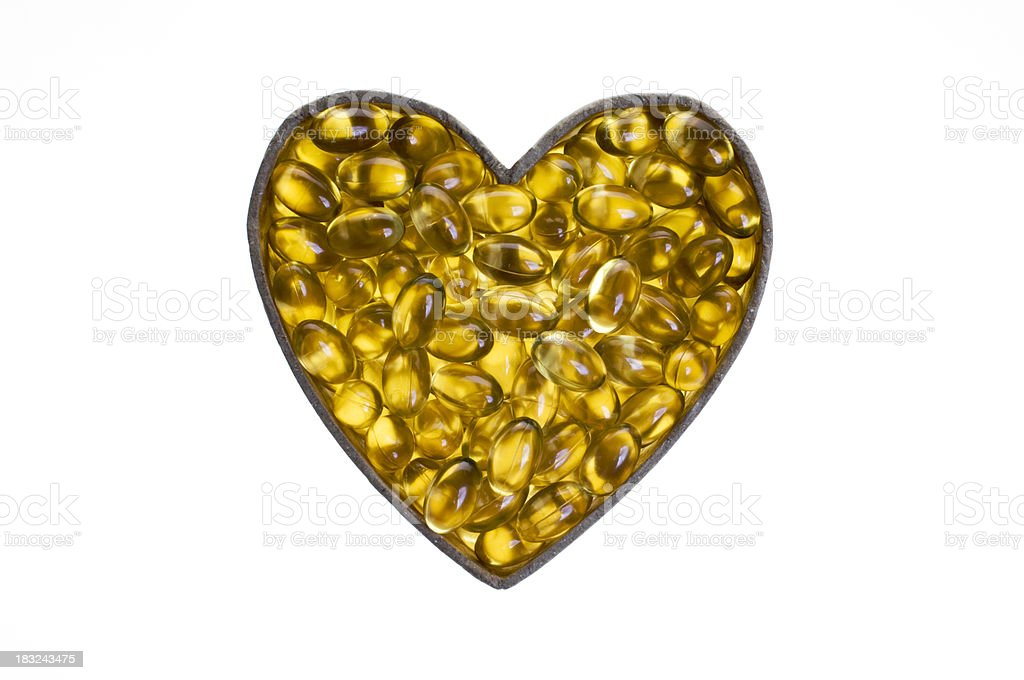 Healthy Heart Concept stock photo
