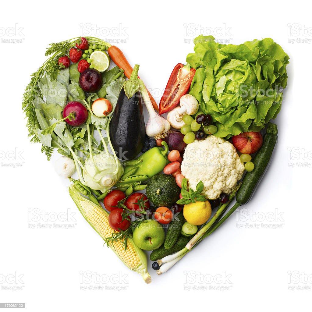 Healthy Heart royalty-free stock photo