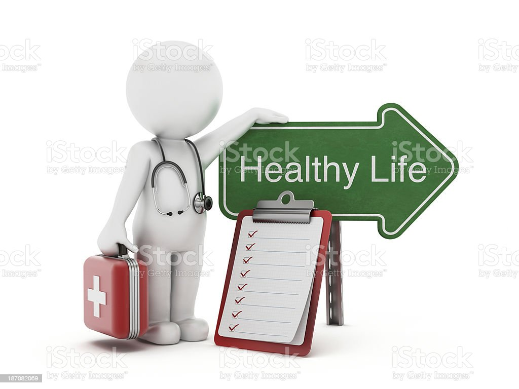 Healthy life royalty-free stock photo