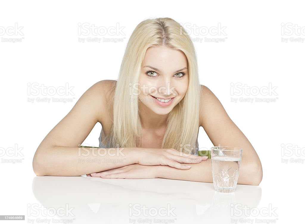 Healthy lifestyle concept stock photo