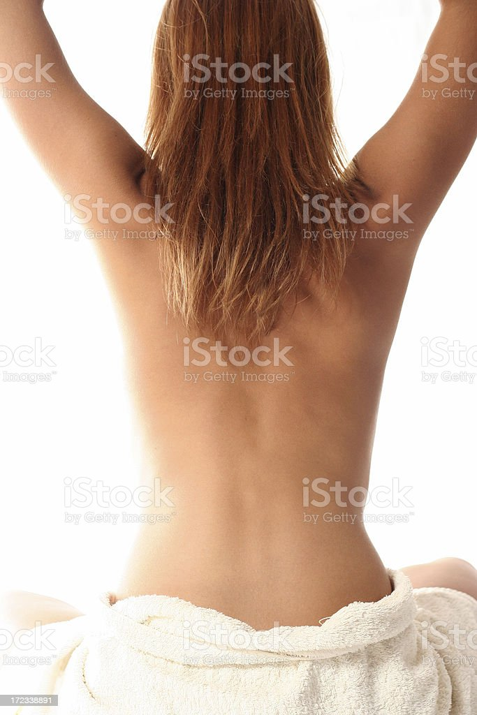 Healthy lifestyle for a perfect body royalty-free stock photo