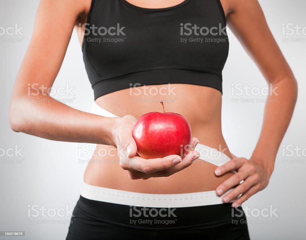 Healthy Lifestyle (XXXL) royalty-free stock photo