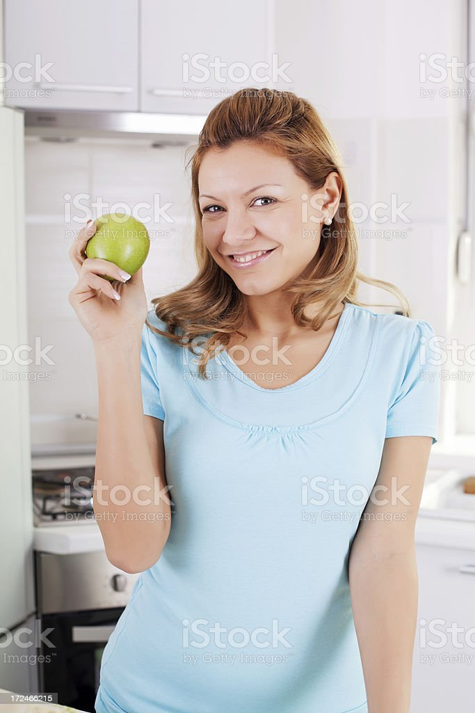 Healthy lifestyle. royalty-free stock photo