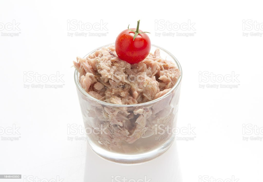 Healthy light snack royalty-free stock photo