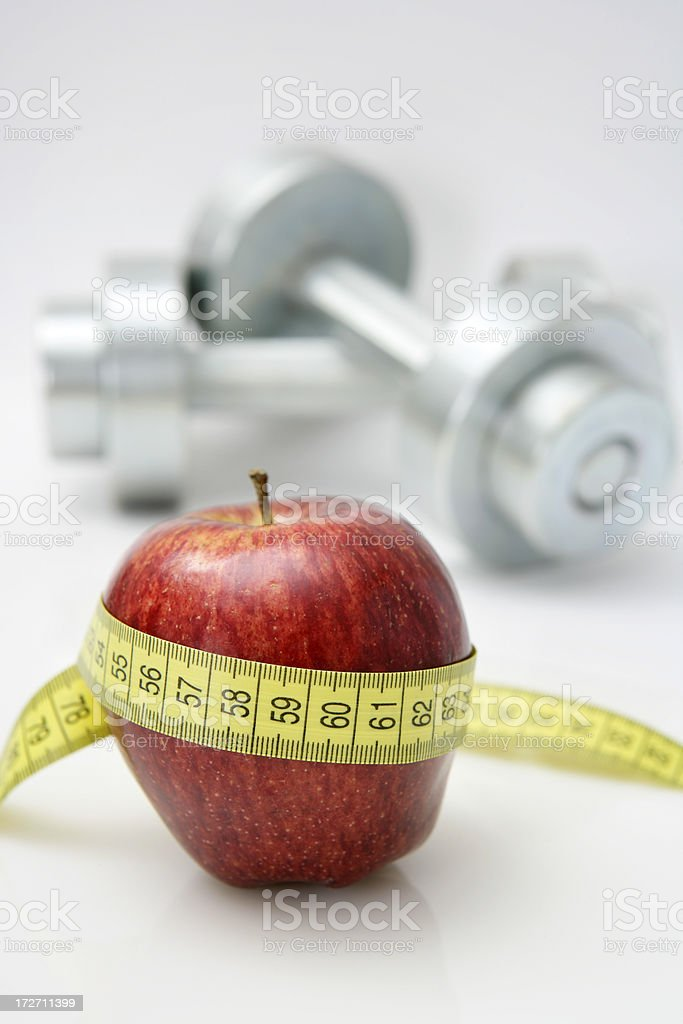 Healthy Living Concept royalty-free stock photo