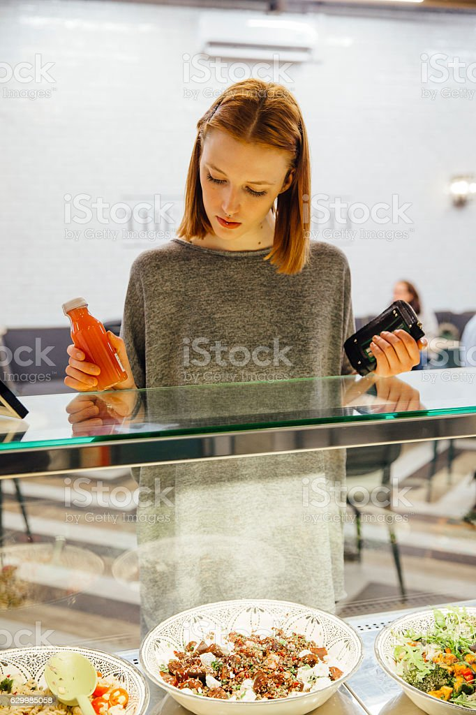 Healthy Lunch Choices stock photo