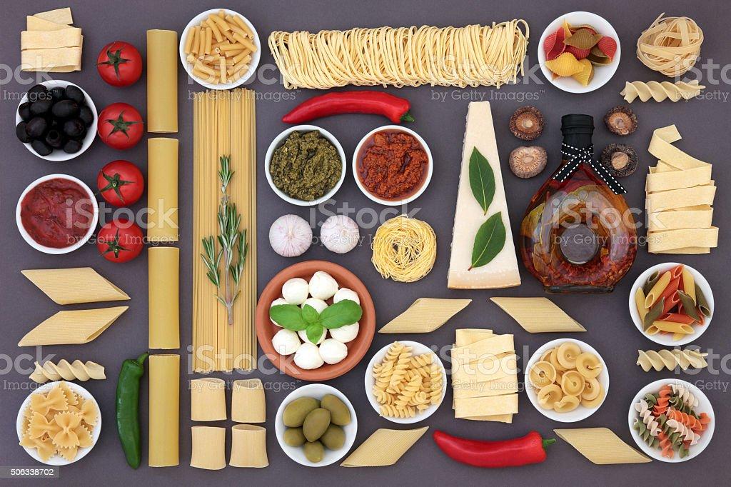Healthy Mediteranean Food stock photo