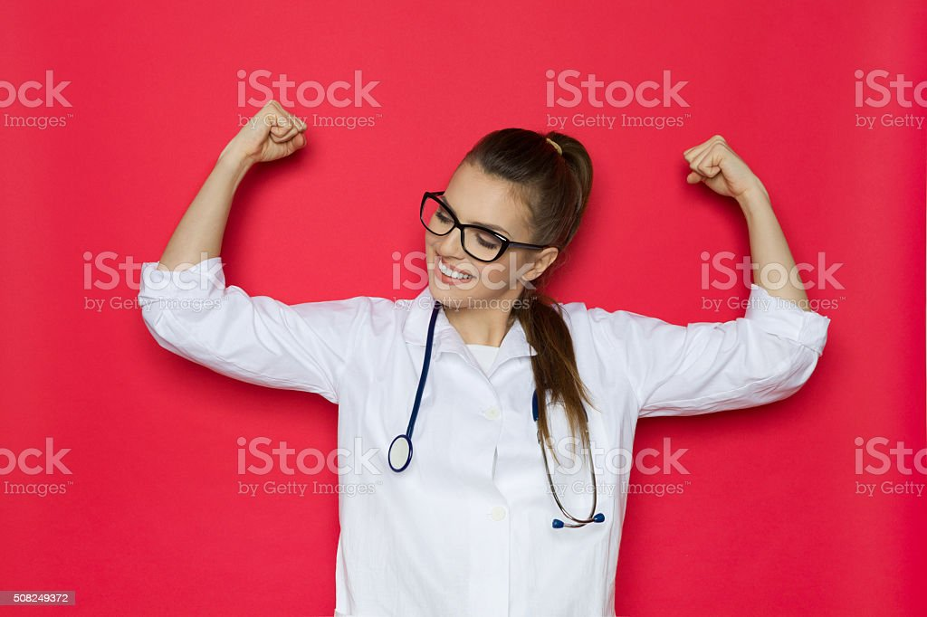 Healthy Mind In A Healthy Body stock photo
