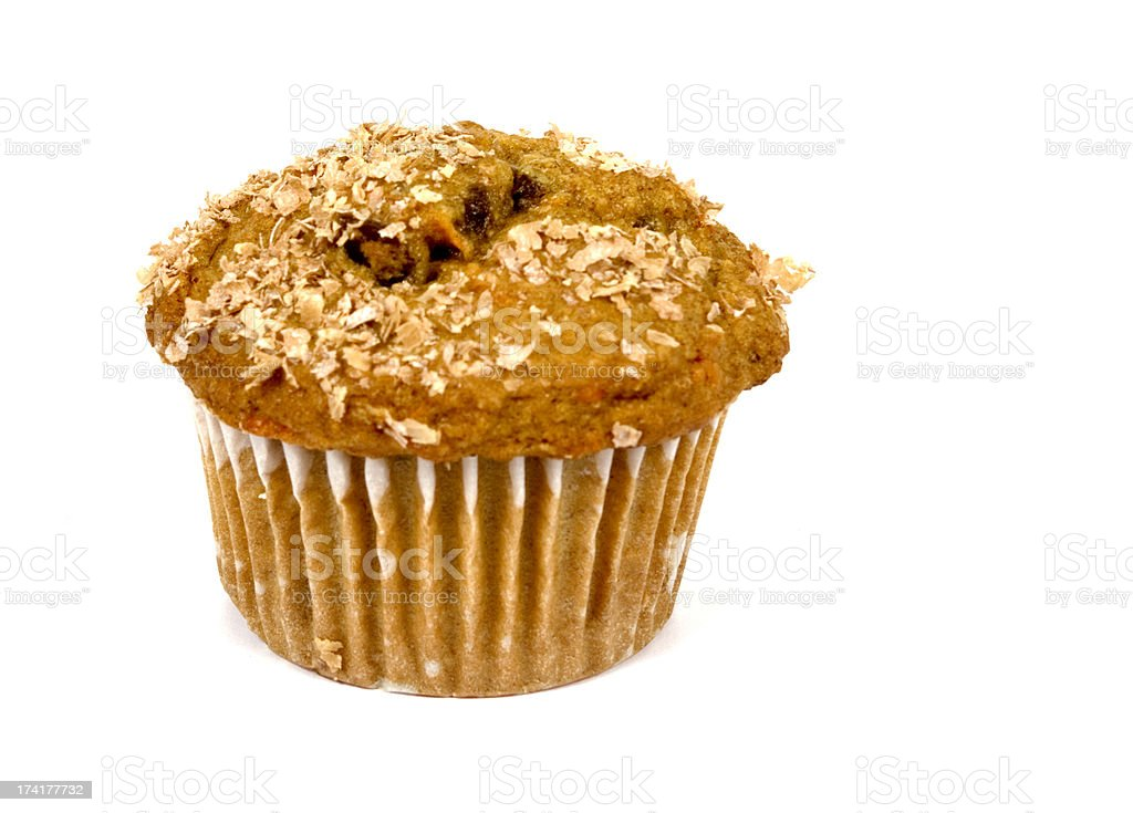 Healthy Muffin! stock photo