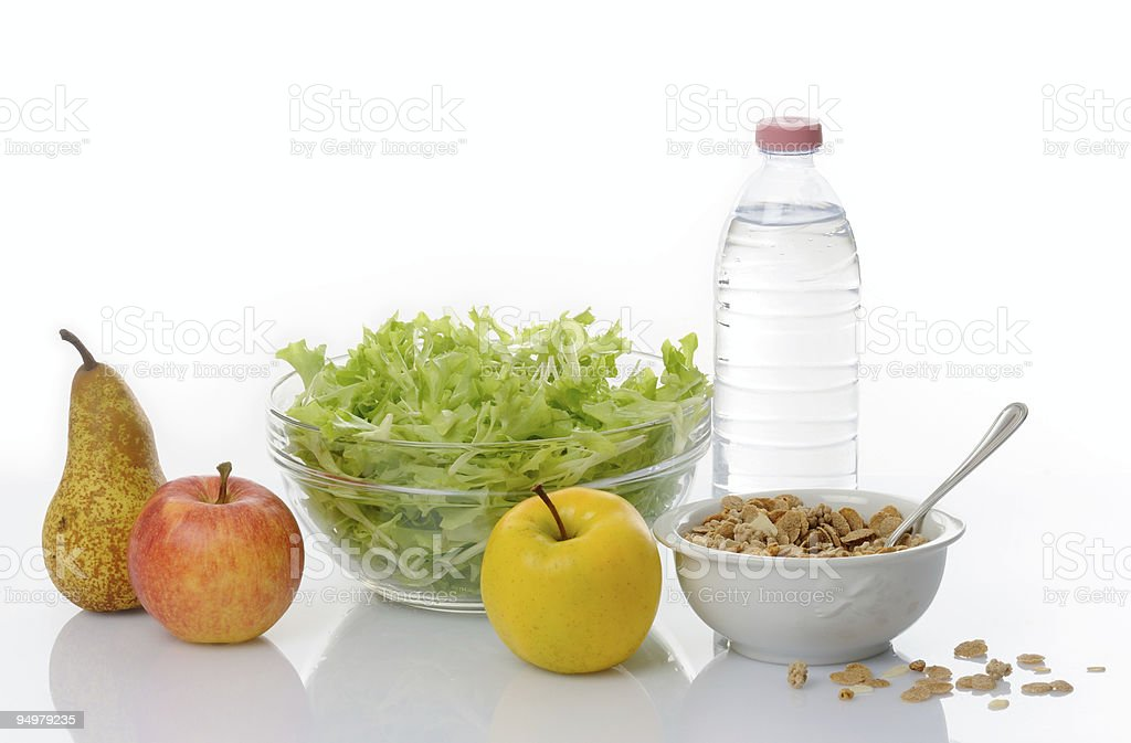 healthy nutrition royalty-free stock photo