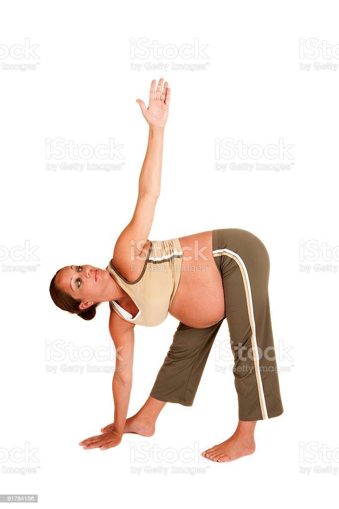 Healthy Pregnancy stock photo
