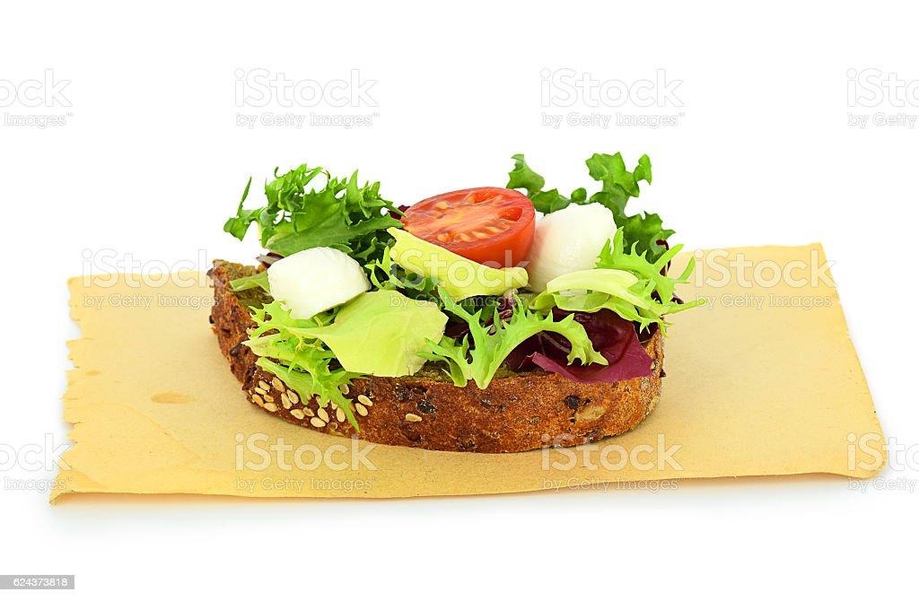 Healthy Sandwich stock photo