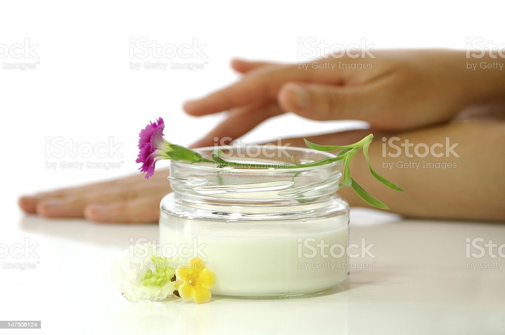 Healthy Skin royalty-free stock photo