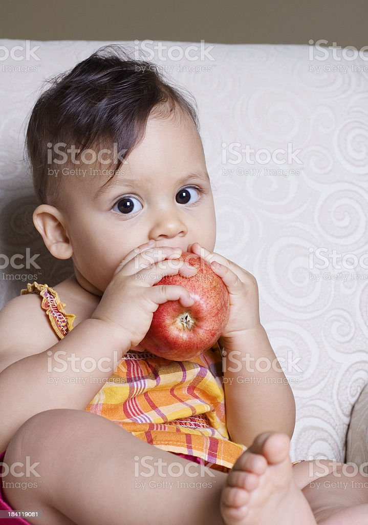healthy snack royalty-free stock photo