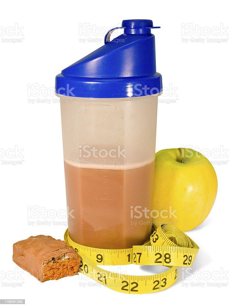Healthy Start royalty-free stock photo