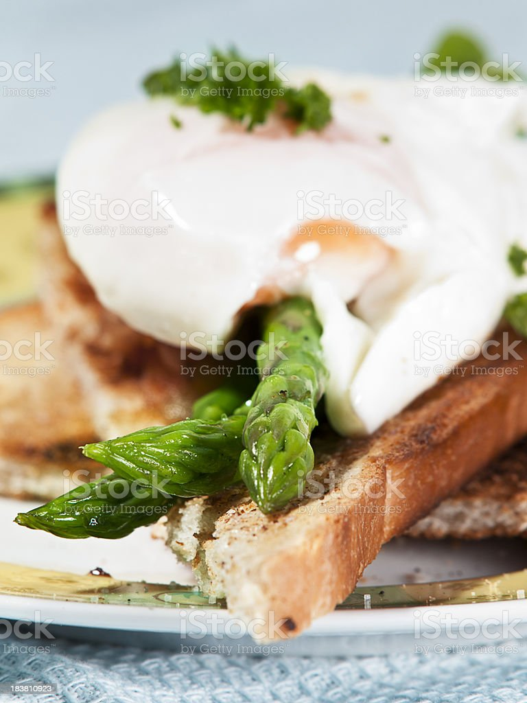 healthy starter royalty-free stock photo