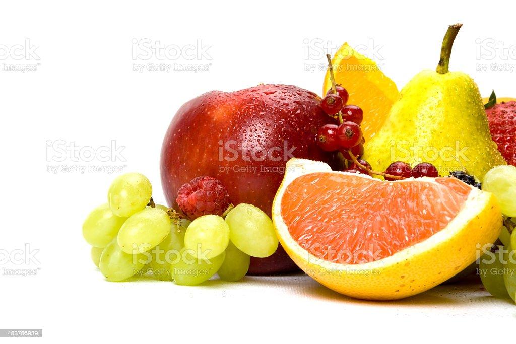 Healthy Tasty Fruits stock photo