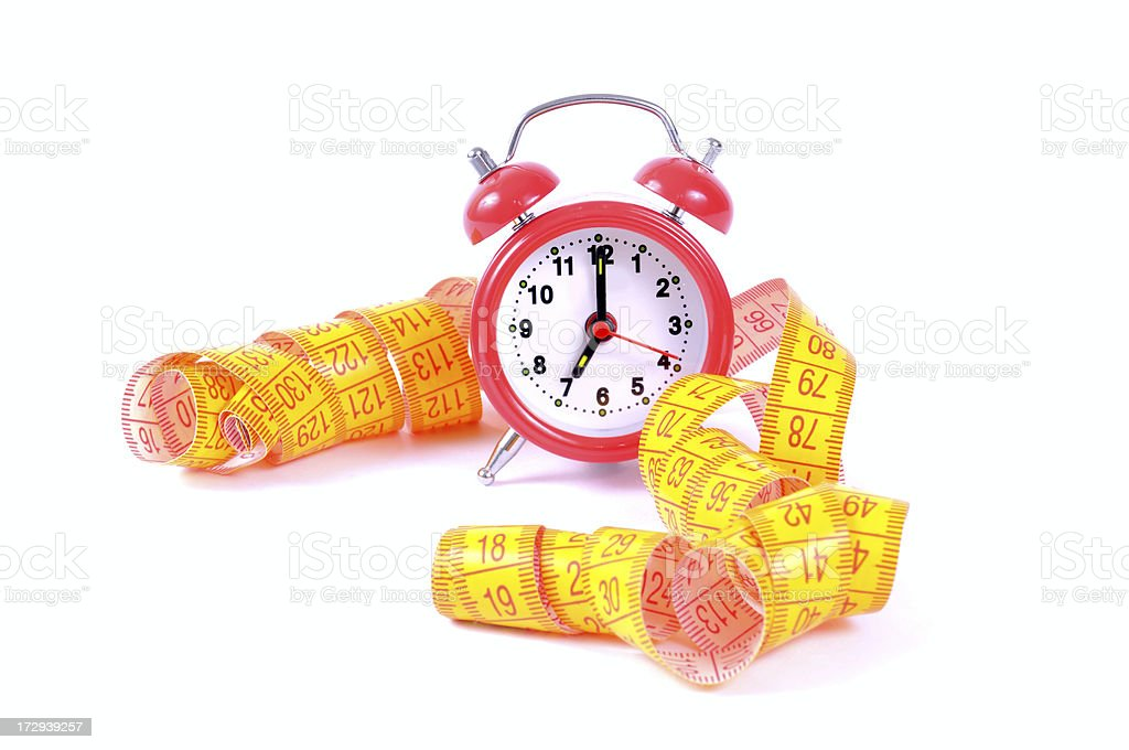 healthy times royalty-free stock photo