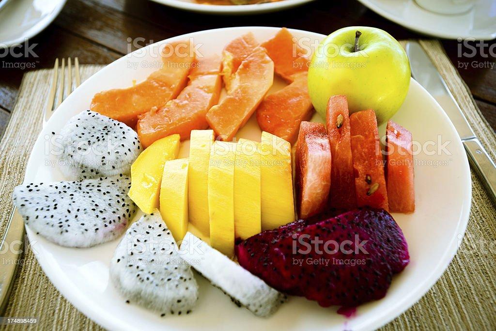 Healthy Vegetarian Food - XXXXXLarge stock photo