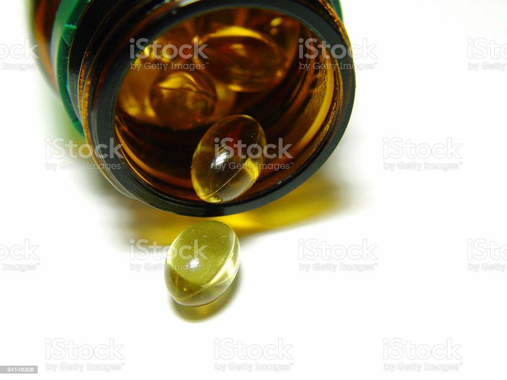 Healthy vitamins royalty-free stock photo