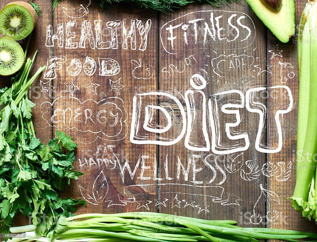 Healthy way of life stock photo