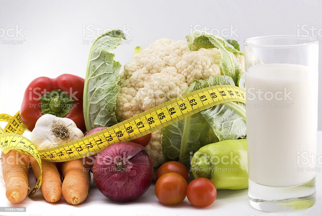 healthy weightloss royalty-free stock photo