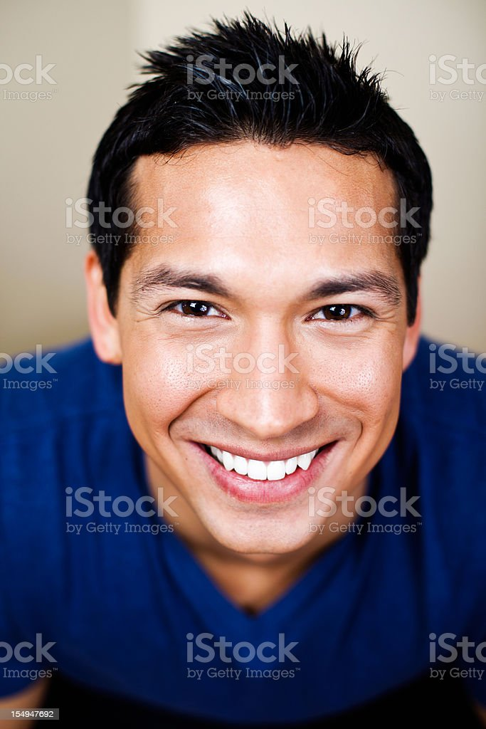 Healthy Young Man royalty-free stock photo