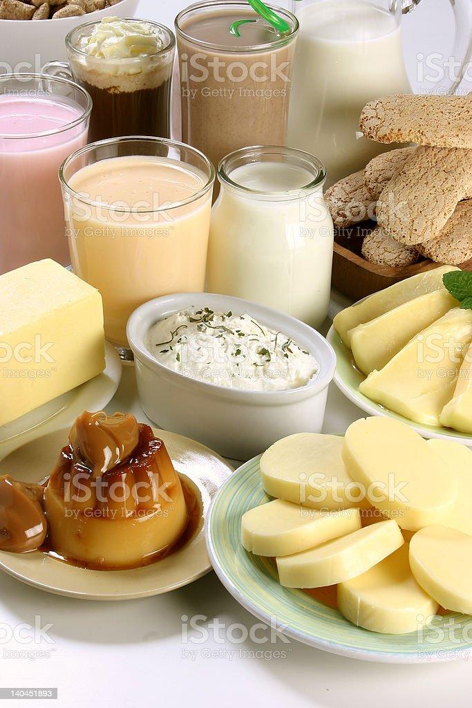 Healty Breakfast royalty-free stock photo