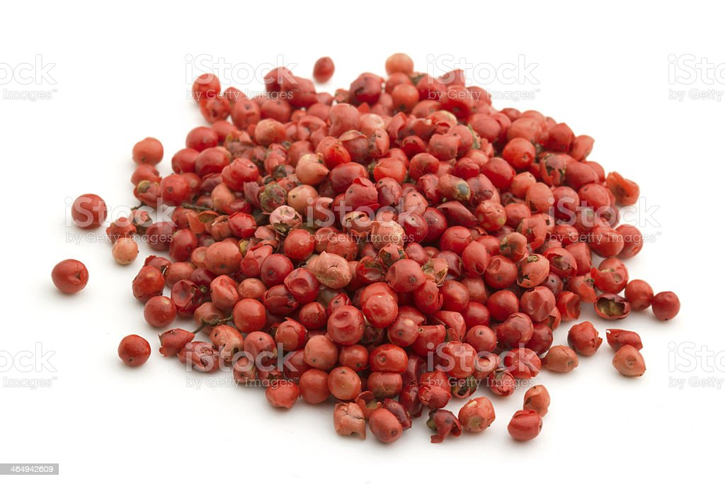 heap of red pepper stock photo