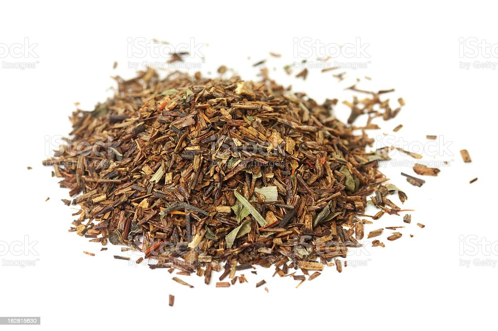 Heap Of Rooibos royalty-free stock photo