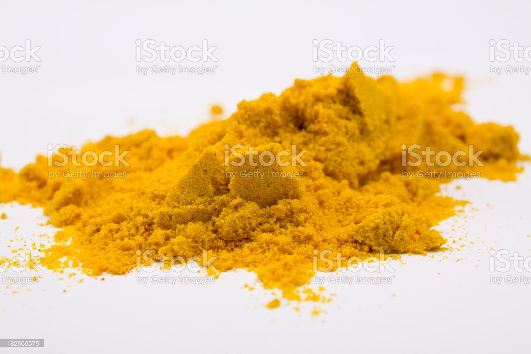 Heap of Spice royalty-free stock photo